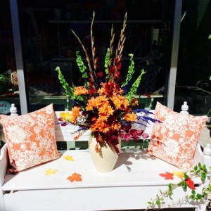 Fall Flower arrangment