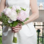 Pale Pink Peony Bridal Bouquet