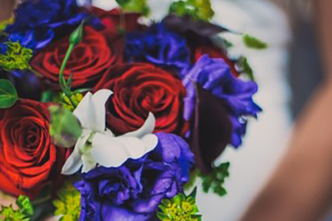 Royal blue and red wedding flowers flowers healthy royal blue red white bridal wedding flowers austin tx texas blooms mightylinksfo
