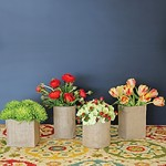 Burlap Vase | Event Flowers