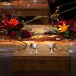 Fall Centerpiece Event Flowers