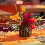 Autumn Centerpiece Event Flowers