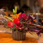 Fall Event Flowers