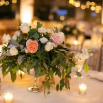 Wedding Reception Centerpiece Flowers