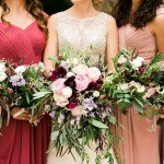 Bridal Bouquet | Bridesmaid Flowers