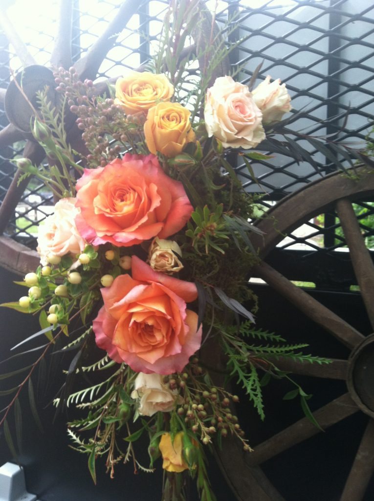 Outdoor wedding flowers for your big day austin florist texas blooms pretty flowers mightylinksfo
